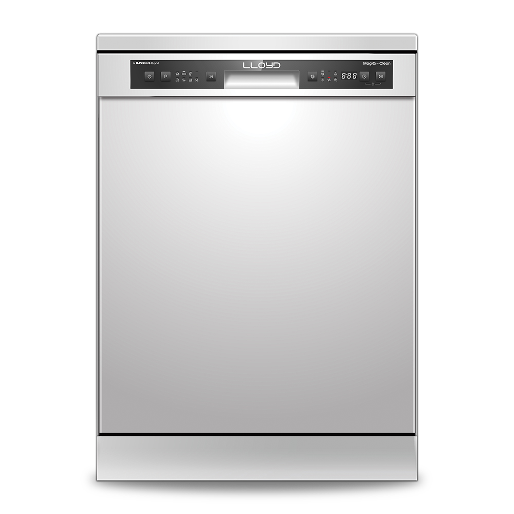 Free Standing Dishwasher ,13 Place Setting (MagiQ Clean) (LDWF13PSE1DD)