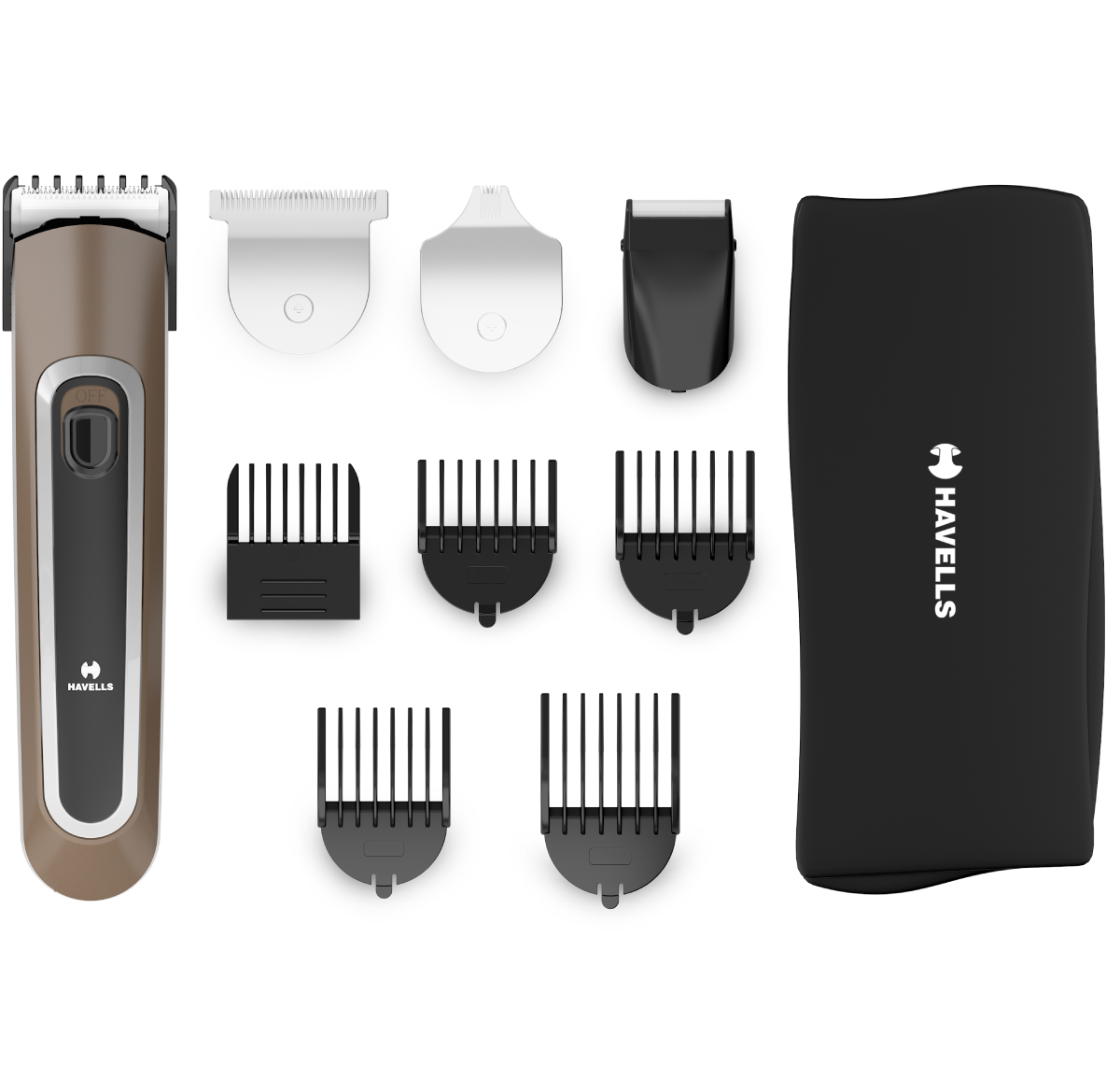 Fast Charge 4-in-1 Grooming Kit