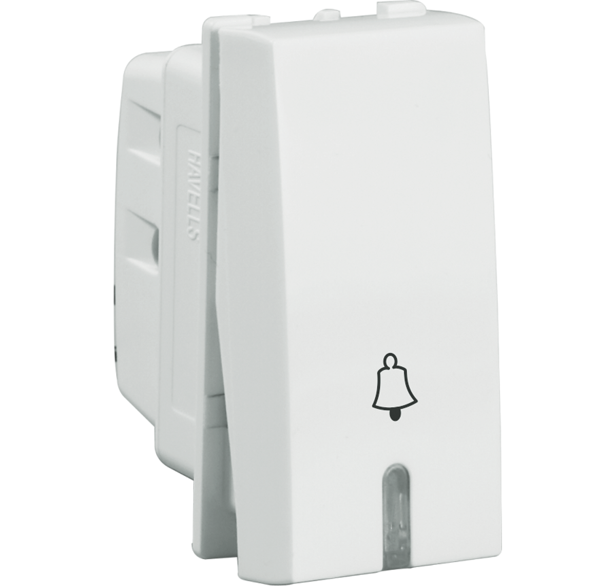 6 AX Bell push Switch with ind.