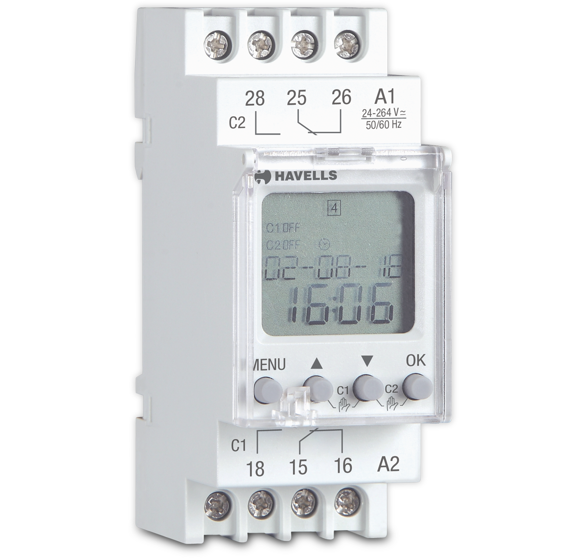 Multifunction Time Switch