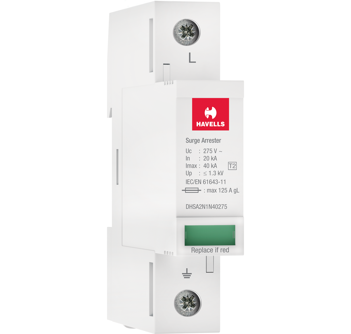 Type 2 AC Surge Protection Device