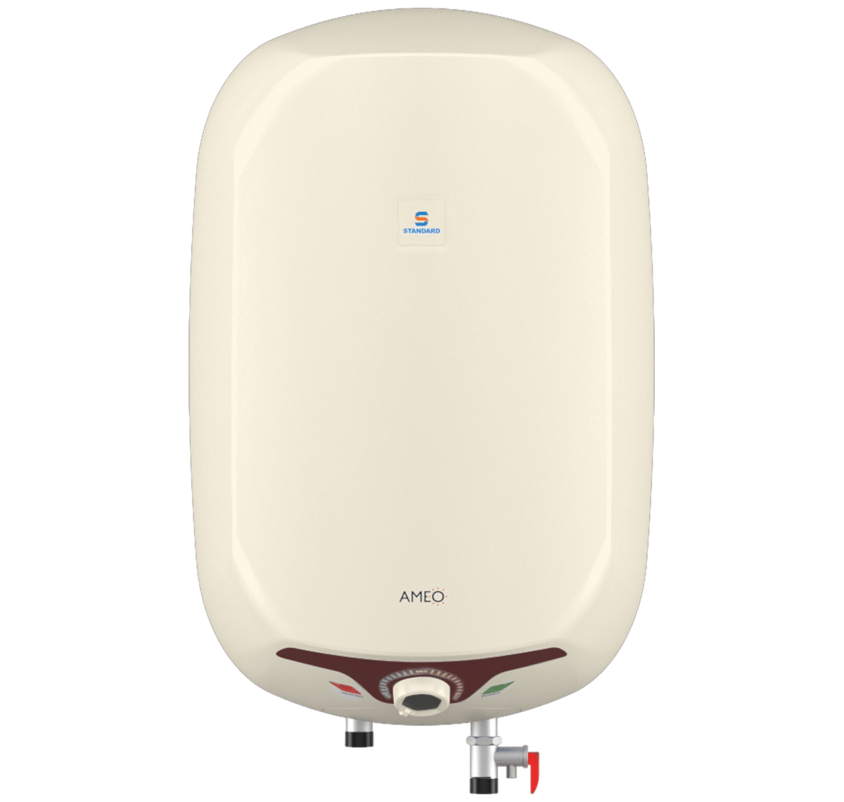 Ameo 10L Ivory Red