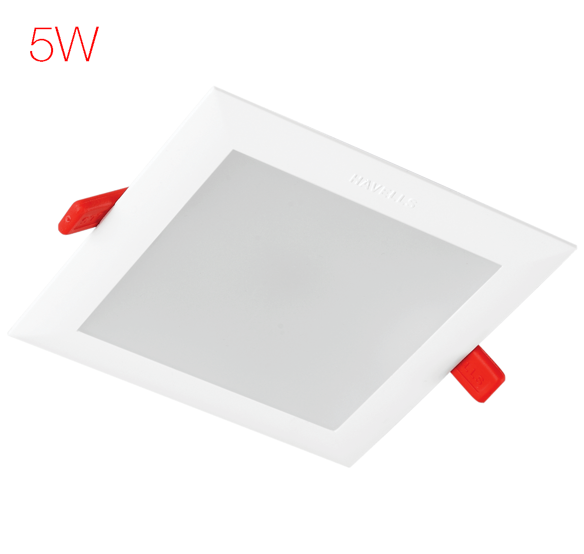 Trim LED Panel Square 5 W