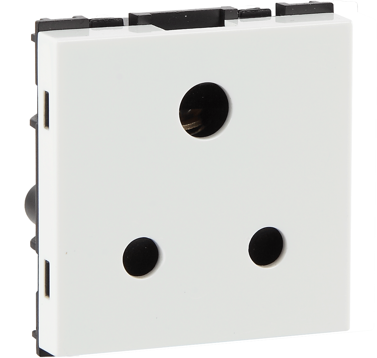 6 A 5 Pin Shuttered Socket