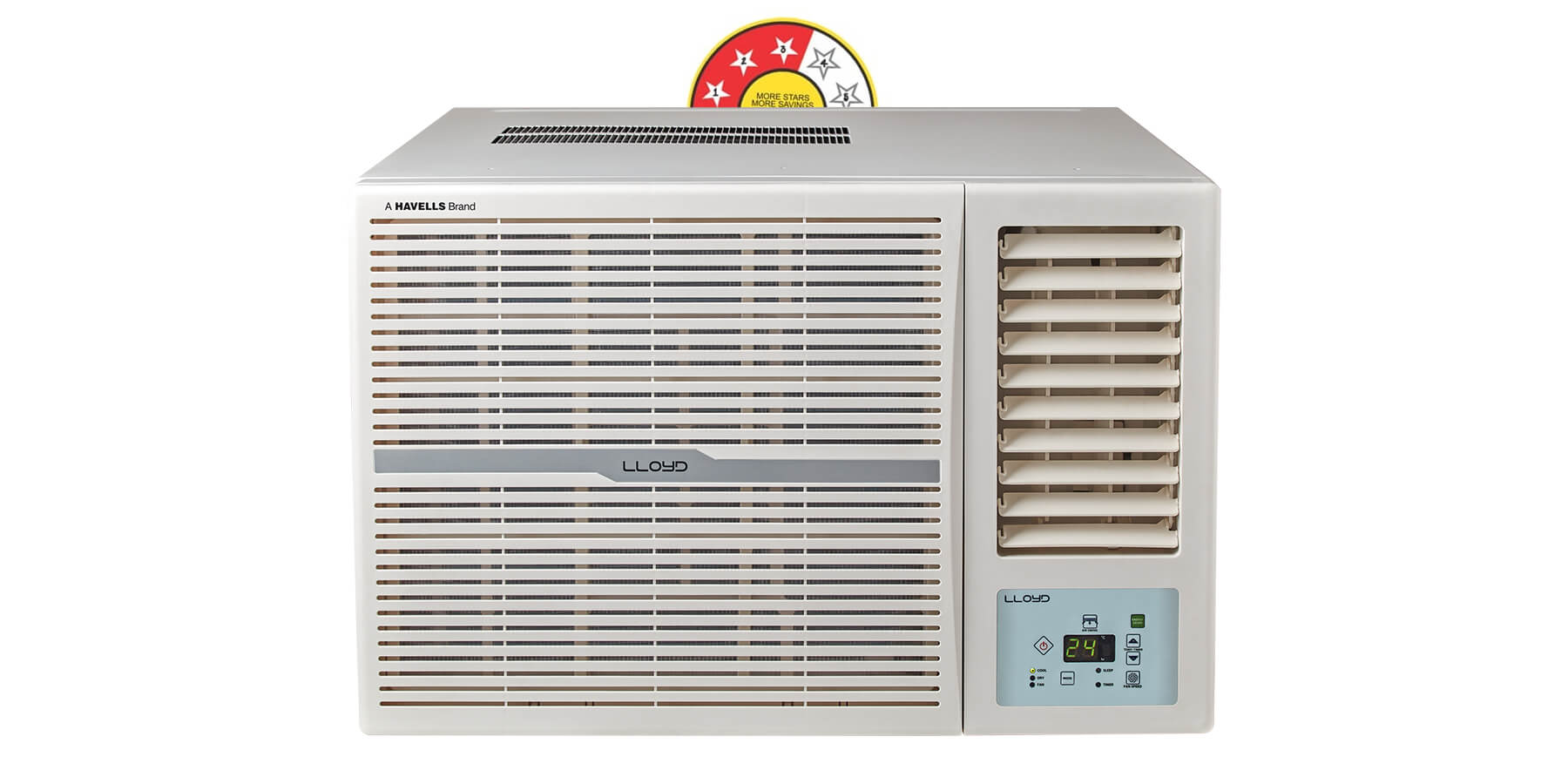 Window Air Conditioner 1.5 (GLW19B32EW)