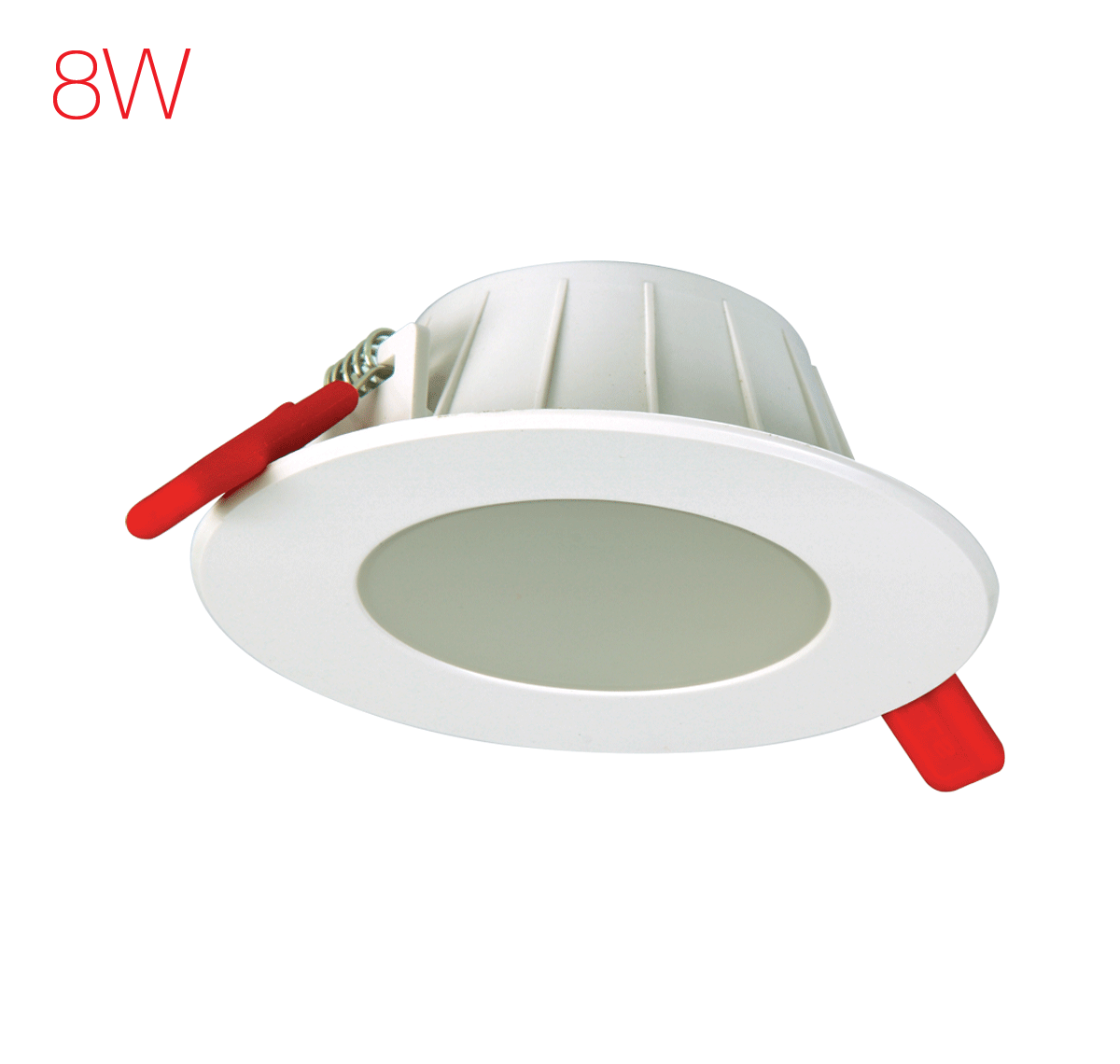 Lumeno LED 8W Downlighter Round