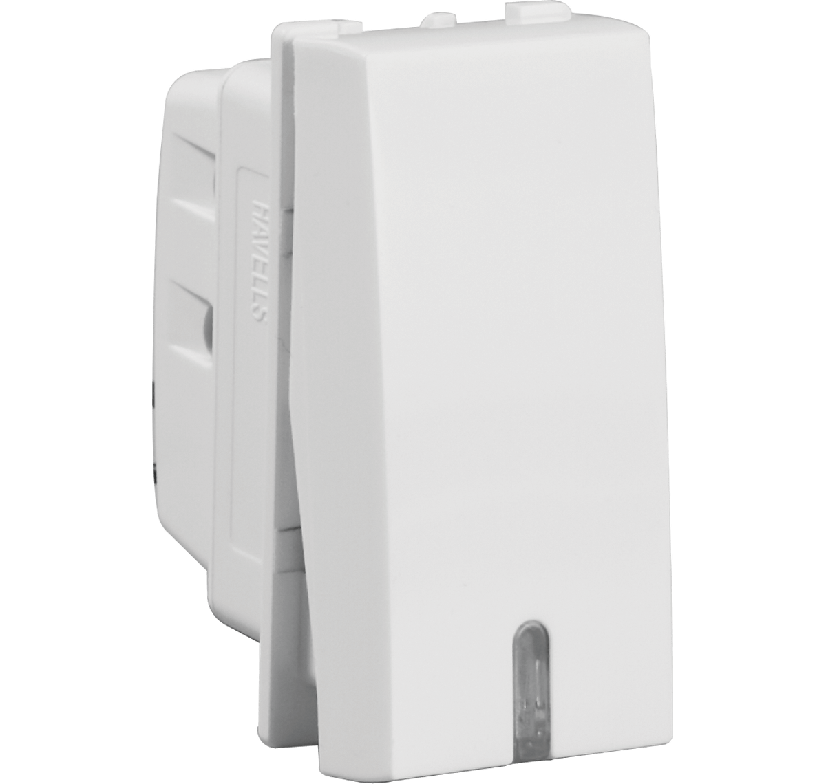 6A 1 WAY SWITCH WITH IND ORO