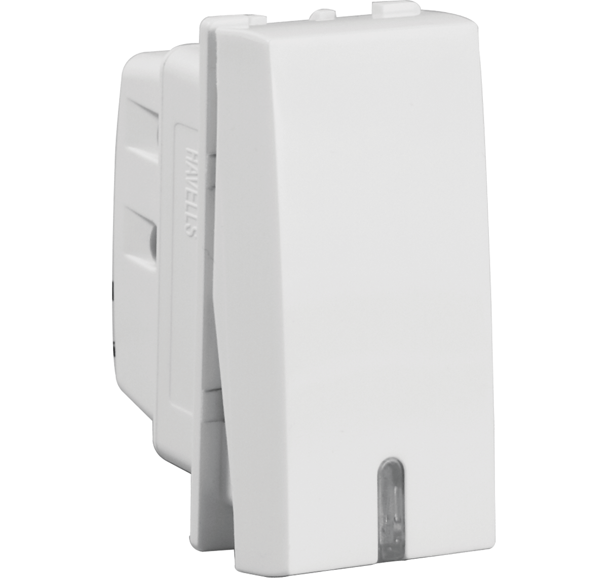16Ax 1 way switch with ind.