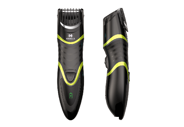 BT9003 - Quick Charge Zoom Wheel Beard Trimmer with Adaptor
