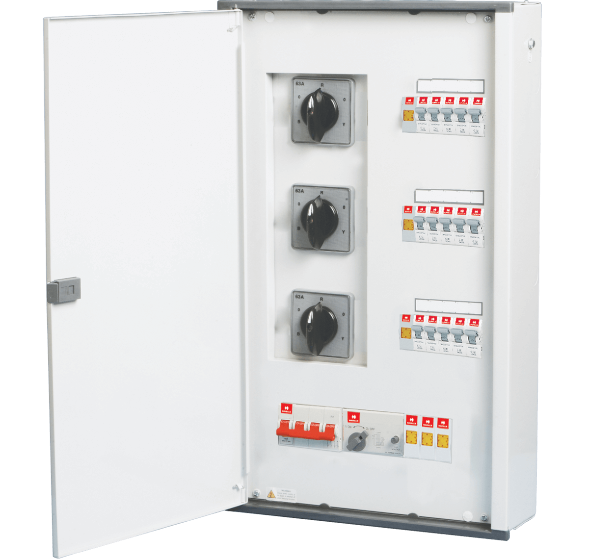 Phase Selector Vertical DB