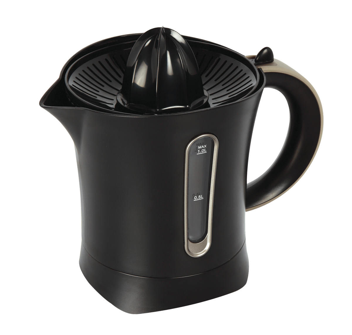 CITRUS PRESS JUICER BLACK 30 W ( 1 L)