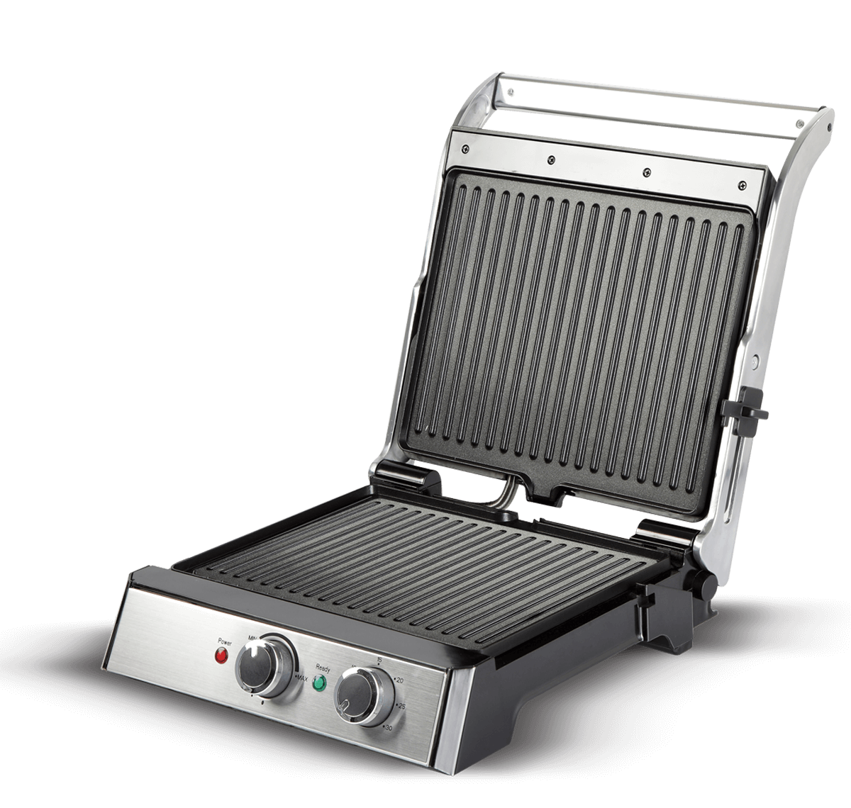Toastino 4 slice grill & bbq with timer