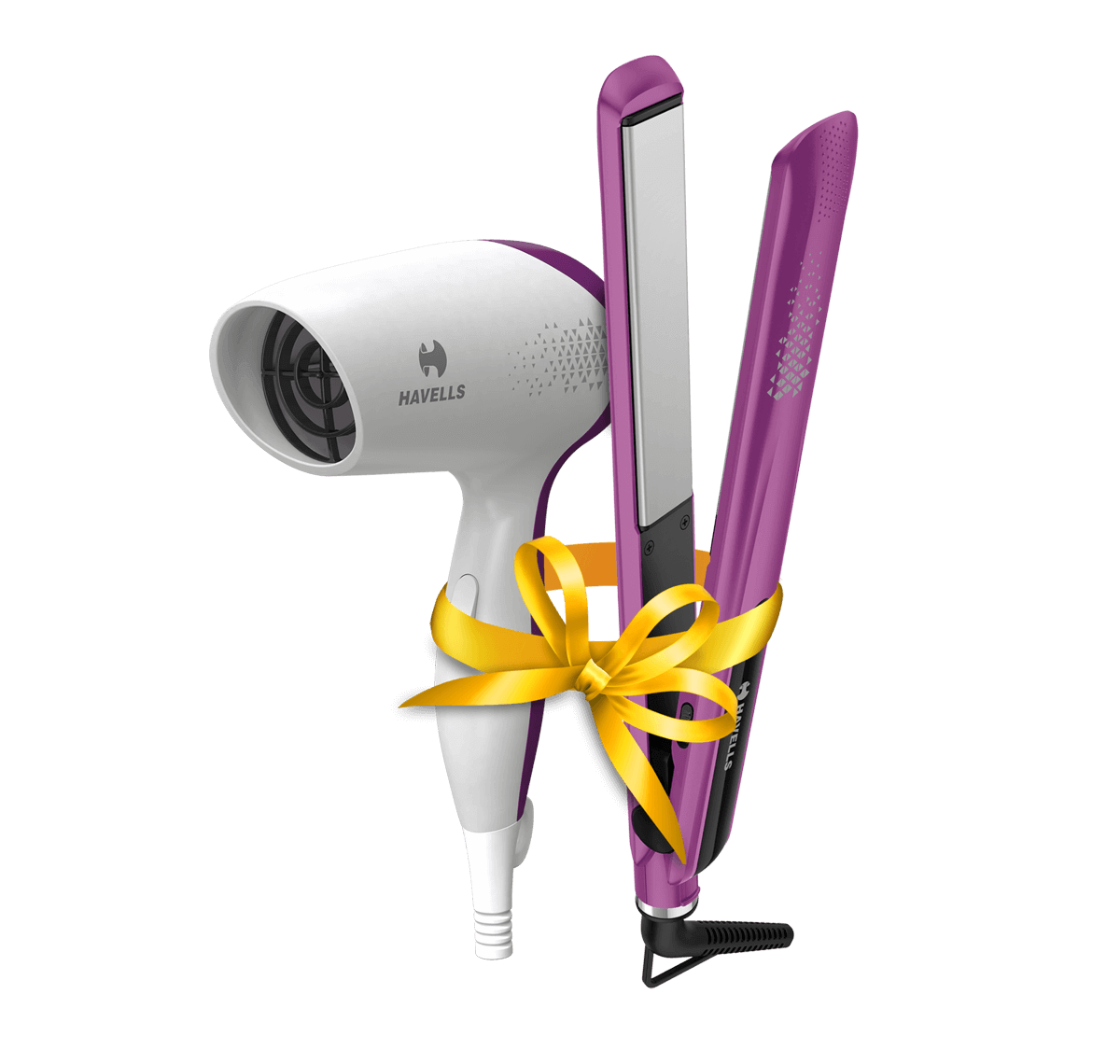 HC4025 - Limited Edition Styling Pack Combo (Dryer + Straightener)