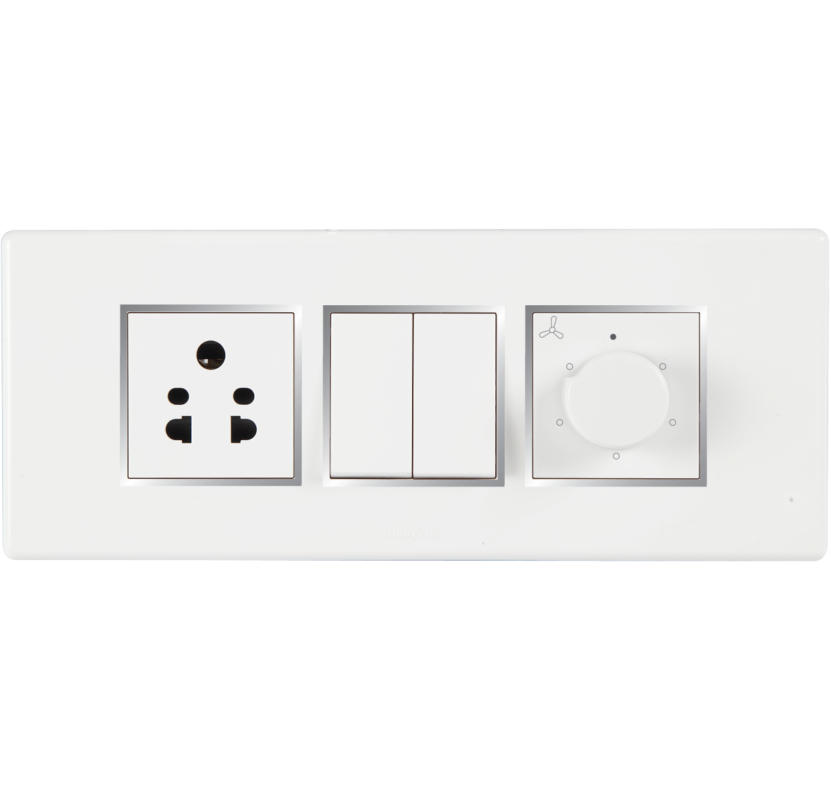 6M Frameio Front plate