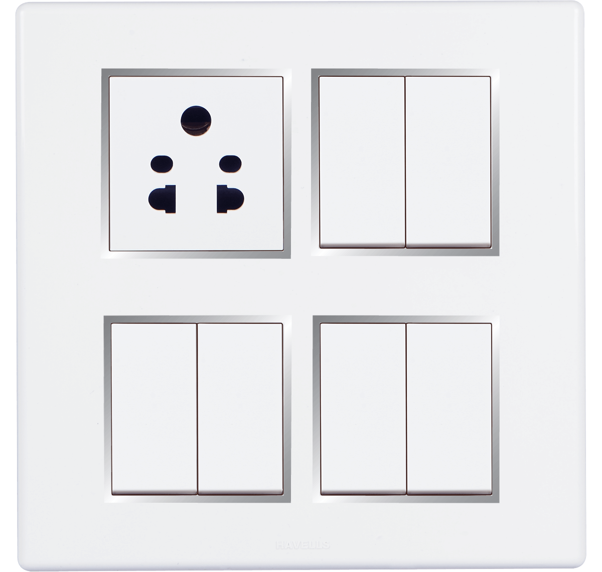 8M Frameio Front plate